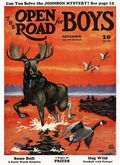 Open Road (1919-1954 Open Road Publishing) Vol. 19 #11
