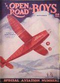 Open Road (Magazine 1919) Vol. 22 #9