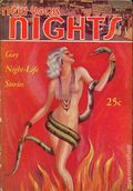 New York Nights (1933-1937 Bow-Man/H.M. Publishing) Pulp Vol. 1 #2