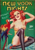 New York Nights (1933-1937 Bow-Man/H.M. Publishing) Pulp Vol. 2 #3