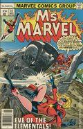 Ms. Marvel (1977 1st Series) Mark Jewelers 11MJ