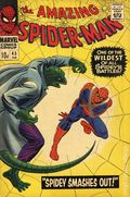 Amazing Spider-Man (1963 1st Series) UK Edition 45UK