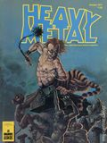 Heavy Metal Magazine (1977) Vol. 1 #7
