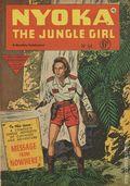 Nyoka the Jungle Girl (1951-1959 L. Miller & Son) UK 54