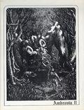 Ambrosia (1972-1997 Alan Gullette) Fanzine 2