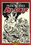 Dynamite Presents: Frank Thorne's Red Sonja HC (2014 Dynamite) Art Edition 2S-1ST
