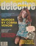 Detective World (1943-1981 Detective World Inc) True Crime Magazine Apr 1980
