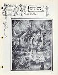 ERB-dom (1960 Camille Cazedessus) Fanzine 6