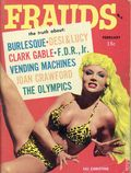 Frauds (1956 Cape Magazine) Vol. 1 #8
