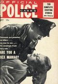 Official Police Cases (1955 Official Publications) Vol. 1 #1
