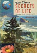 Walt Disney Secrets of Life HC (1957 Simon & Schuster) 1-1ST