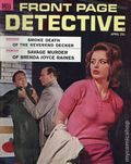 Front Page Detective (1936-1995) Vol. 25 #12