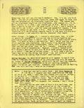 Yellow Tangerine (1973 Fanzine) 1