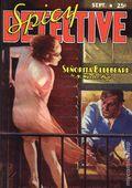 Spicy Detective Stories Senorita Bluebeard SC (2008 Adventure House) September 1938 Replica Edition 1-1ST