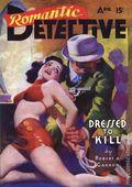 Romantic Detective Dressed to Kill SC (2009 Adventure House) April 1938 Replica Edition 1-1ST