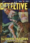 Spicy Detective Stories The Corpse is Yours SC (2008 Adventure House) May 1941 Replica Edition 1-1ST
