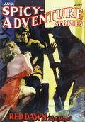 Spicy Adventure Stories Red Dawn SC (2007 Adventure House) August 1939 Replica Edition 1-1ST