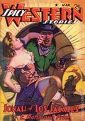 Spicy Western Stories Jonah of Los Jacales SC (2009 Adventure House) March 1941 Replica Edition 1-1ST