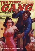 Ten Story Gang SC (2007 Adventure House) January 1939 Replica Edition 1-1ST