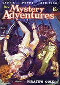 New Mystery Adventures Pirate's Gold SC (2006 Adventure House) March 1936 Replica Edition 1-1ST