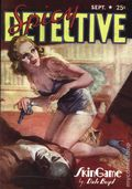 Spicy Detective Stories Skin Game SC (2006 Adventure House) September 1939 Replica Edition 1-1ST