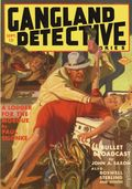 Gangland Detective Stories A Lodger for the Morgue SC (2007 Adventure House) September 1940 Replica Edition 1-1ST