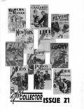 Pulp Collector (1985 Pulp Collector Press) 21