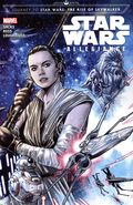 Star Wars Allegiance TPB (2019 Marvel) Journey to Star Wars: The Rise of Skywalker 1A-1ST