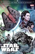 Star Wars Allegiance TPB (2019 Marvel) Journey to Star Wars: The Rise of Skywalker 1B-1ST