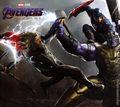 Marvel Studios Avengers Endgame The Art of the Movie HC (2019 Marvel) 1-1ST