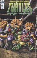 Teenage Mutant Ninja Turtles Urban Legends (2018 IDW) 19A