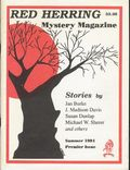 Red herring Mystery Magazine (1994-1997 Potpourri Publications) Vol. 1 #1