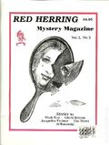 Red herring Mystery Magazine (1994-1997 Potpourri Publications) Vol. 2 #2