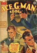 Ace G-Man Stories (1936-1943 Popular Publications) Canadian Edition Vol. 8 #5
