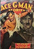 Ace G-Man Stories (1936-1943 Popular Publications) Canadian Edition Vol. 9 #4