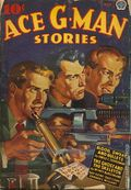 Ace G-Man Stories (1936-1943 Popular Publications) Canadian Edition Vol. 9 #6