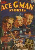 Ace G-Man Stories (1936-1943 Popular Publications) Canadian Edition Vol. 9 #6