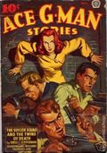 Ace G-Man Stories (1936-1943 Popular Publications) Canadian Edition Vol. 9 #7