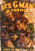 Ace G-Man Stories (1936-1943 Popular Publications) Canadian Edition Vol. 9 #10