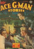 Ace G-Man Stories (1936-1943 Popular Publications) Canadian Edition Vol. 9 #14