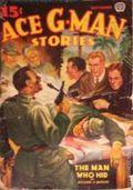 Ace G-Man Stories (1936-1943 Popular Publications) Canadian Edition Vol. 9 #20