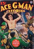 Ace G-Man Stories (1936-1943 Popular Publications) Canadian Edition Vol. 9 #21