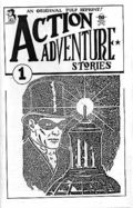 Action Adventure Stories (1997-2005 Fading Shadows) 1