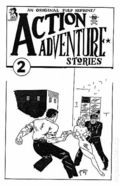 Action Adventure Stories (1997-2005 Fading Shadows) 2