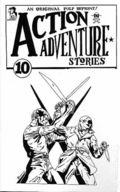 Action Adventure Stories (1997-2005 Fading Shadows) 10