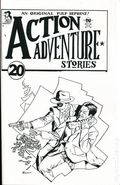 Action Adventure Stories (1997-2005 Fading Shadows) 20