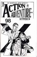 Action Adventure Stories (1997-2005 Fading Shadows) 98