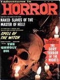 Adventures in Horror Magazine (1970 Stanley Publications) Vol. 1 #1