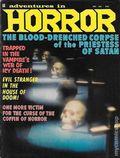 Adventures in Horror Magazine (1970 Stanley Publications) Vol. 1 #2