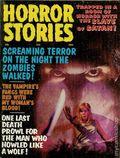 Adventures in Horror Magazine (1970 Stanley Publications) Vol. 1 #3